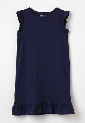 Jerseykleid - peacoat