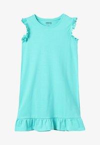 Zalando Essentials Kids - Jerseyklänning - turquoise - 3