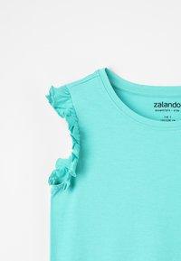 Zalando Essentials Kids - Jerseyklänning - turquoise - 4