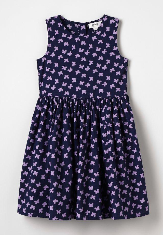 Sukienka letnia - lavendula