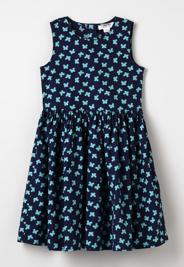 Denní šaty - aruba blue