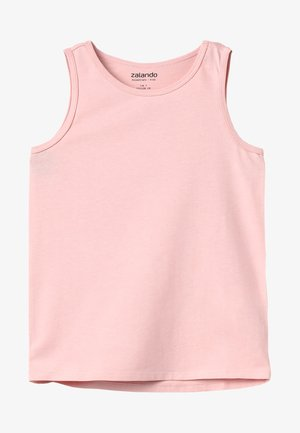 Top - silver pink
