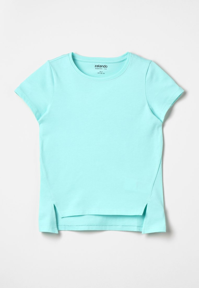 Zalando Essentials Kids - T-shirt imprimé - aruba blue