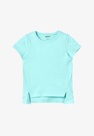 T-shirt con stampa - aruba blue