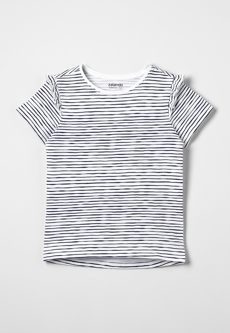 Zalando Essentials Kids - Print T-shirt - bright white