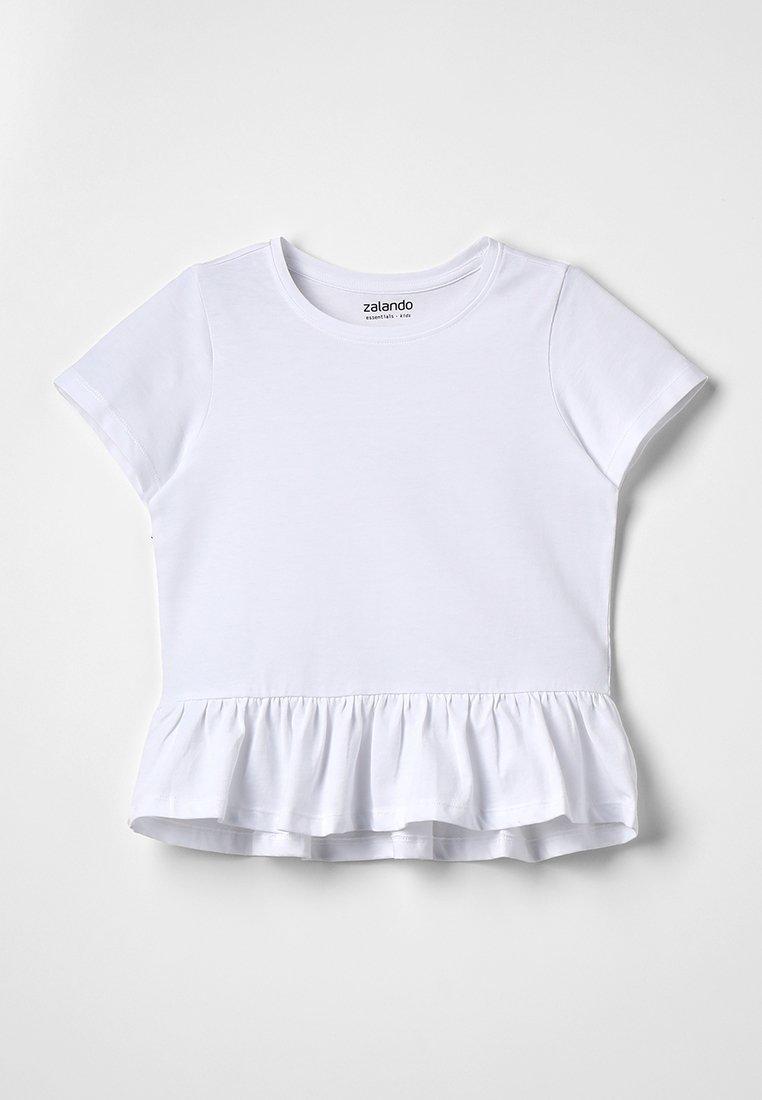 Zalando Essentials Kids - Triko spotiskem - white