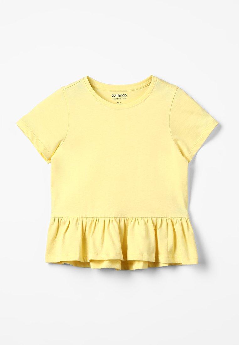 Zalando Essentials Kids - Print T-shirt -  sunshine
