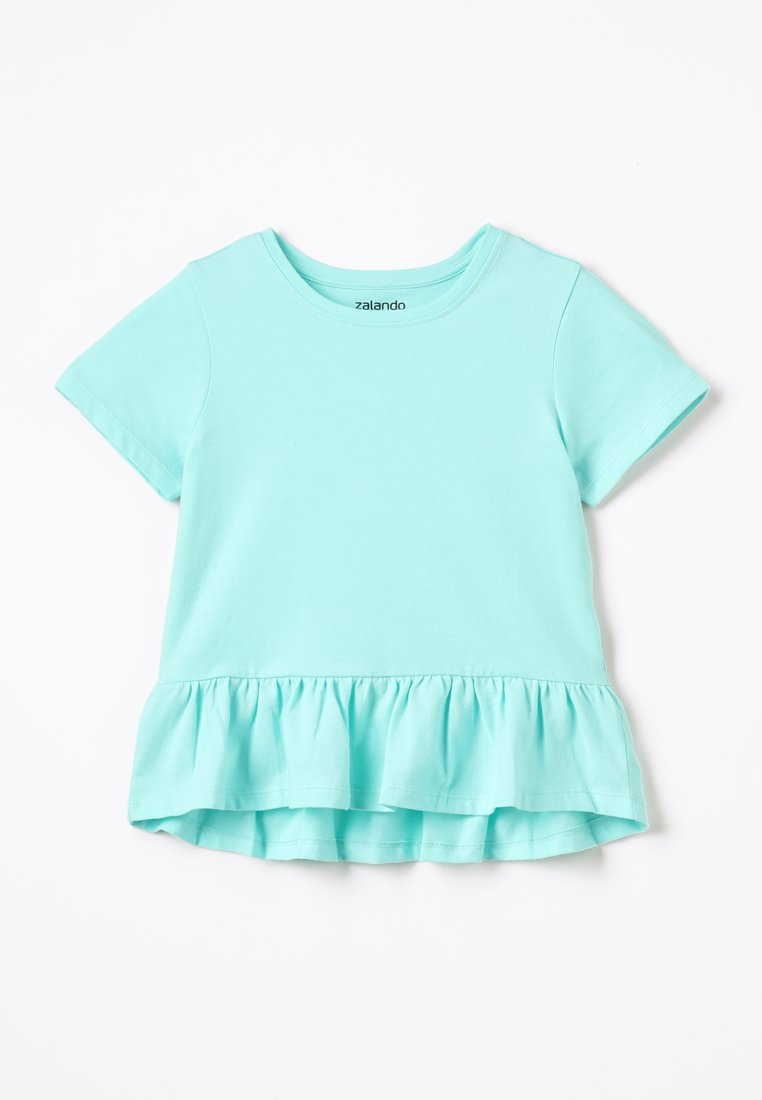 Zalando Essentials Kids - Print T-shirt - aruba blue