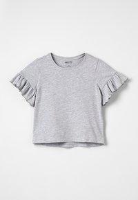 Zalando Essentials Kids - Jednoduché triko - mottled light grey - 0