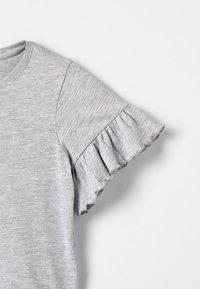 Zalando Essentials Kids - Jednoduché triko - mottled light grey - 3