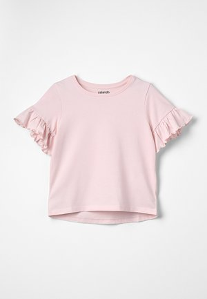 Basic T-shirt - powder rose