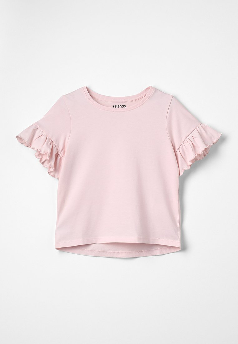 Zalando Essentials Kids - Basic T-shirt - powder rose