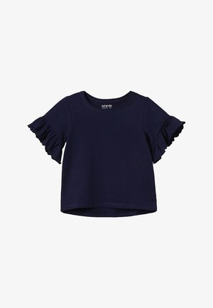 T-shirt basique - peacoat