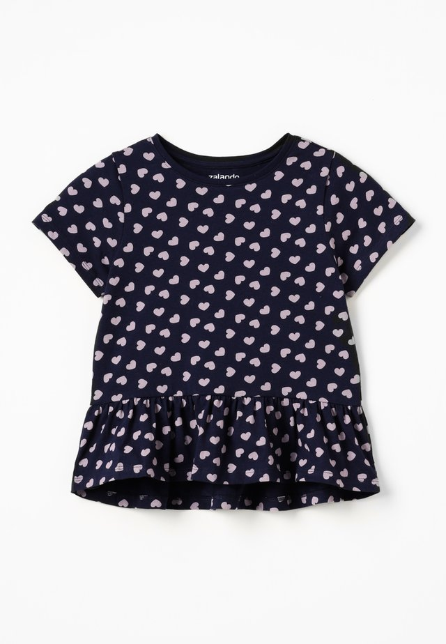 T-shirt con stampa - lavendula