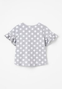 Zalando Essentials Kids - Print T-shirt - mottled light grey - 1