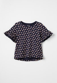 Zalando Essentials Kids - T-shirt print - peacoat - 0