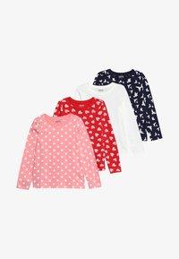 Zalando Essentials Kids - 4 PACK  - Long sleeved top - peacoat - 5