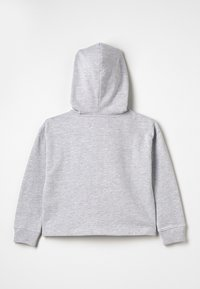 Zalando Essentials Kids - Hoodie met rits - mottled light grey - 1