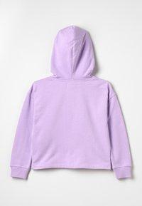 Zalando Essentials Kids - veste en sweat zippée - lavendula - 1