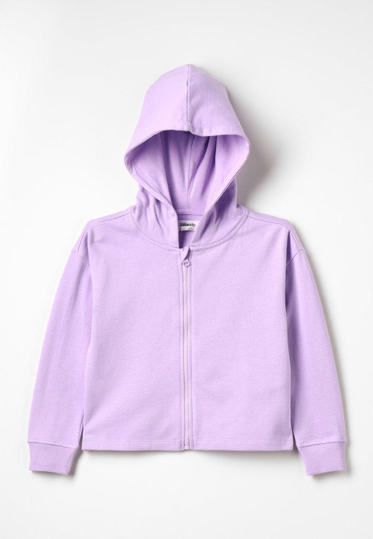 Zalando Essentials Kids - veste en sweat zippée - lavendula