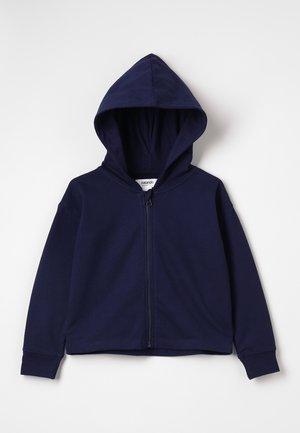 Bluza rozpinana - peacoat