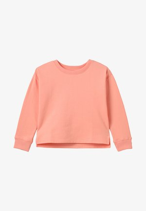 Sweater - peach amber