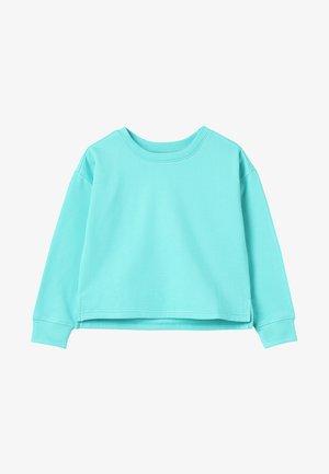 Collegepaita - turquoise