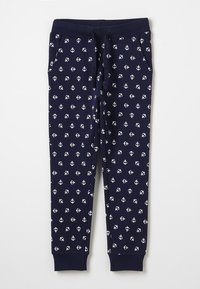 Zalando Essentials Kids - Teplákové kalhoty - peacoat - 0