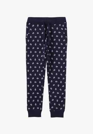 Teplákové kalhoty - peacoat