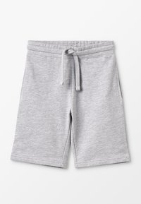 Zalando Essentials Kids - Pantalon de survêtement - light grey melange - 0
