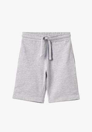 Jogginghose - light grey melange