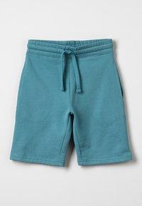Zalando Essentials Kids - Tracksuit bottoms - brittany blue - 0