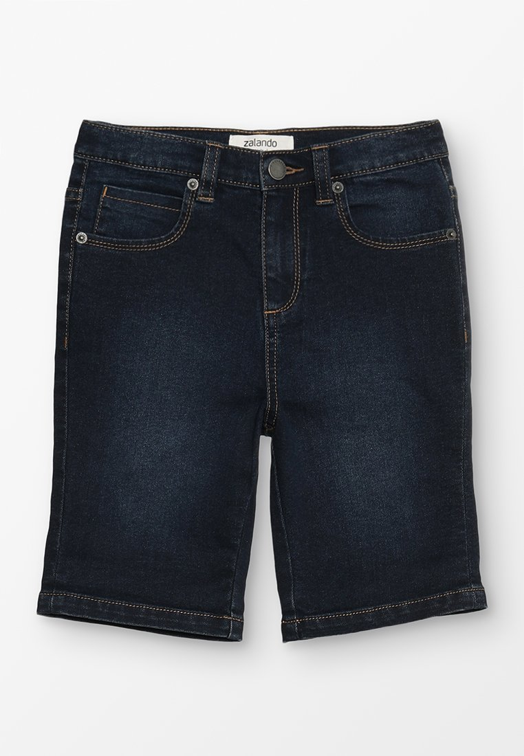 Zalando Essentials Kids - Shorts vaqueros - dark blue denim