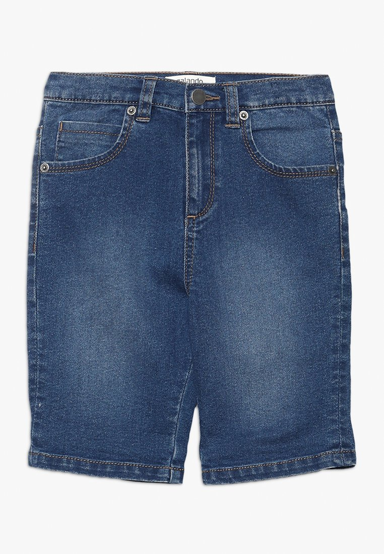 Zalando Essentials Kids - Short en jean - blue denim