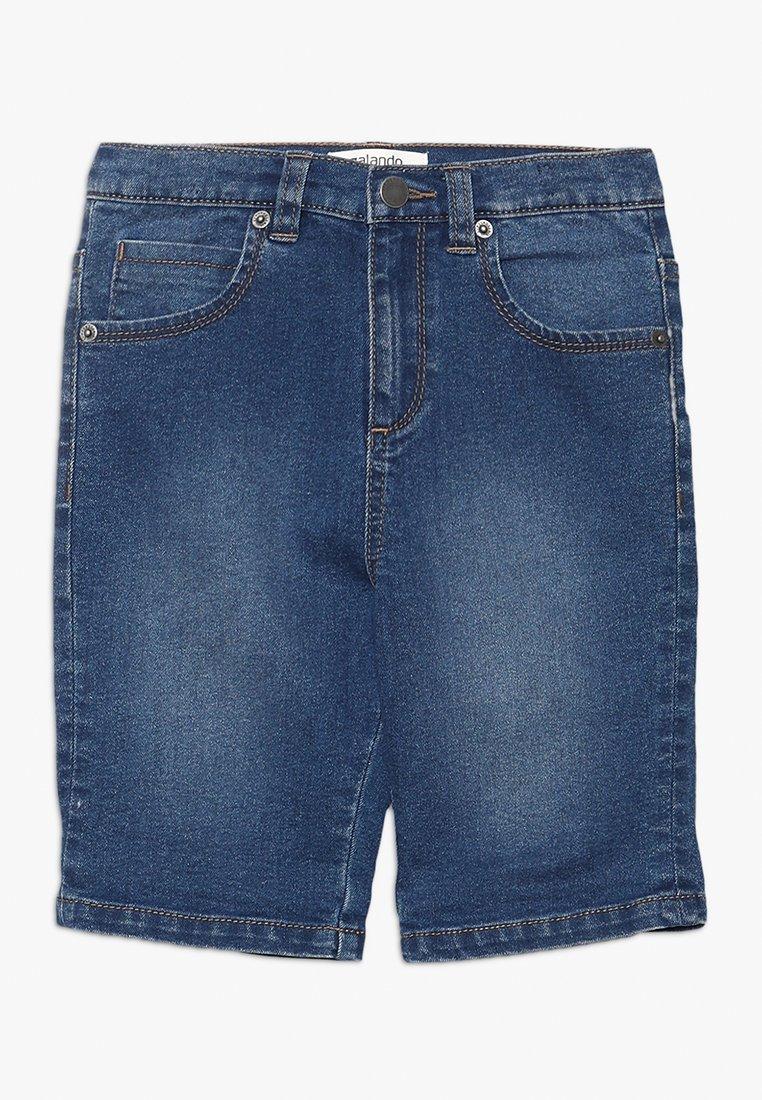 Zalando Essentials Kids - Shorts vaqueros - blue denim