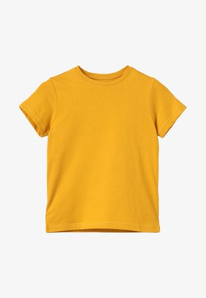 T-shirt con stampa - golden yellow