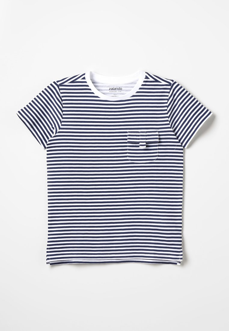 Zalando Essentials Kids - Jednoduché triko - white