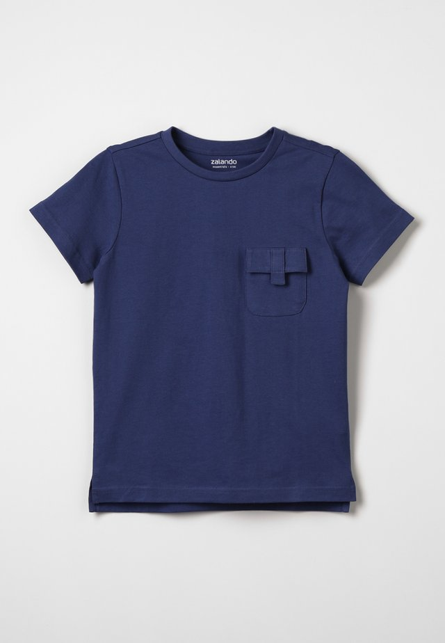 Basic T-shirt - crown blue