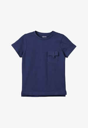 T-shirts basic - crown blue