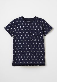 Zalando Essentials Kids - T-shirt basic - peacoat - 0