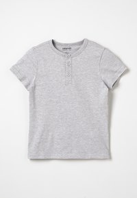Zalando Essentials Kids - T-shirt basic - light grey melange - 0