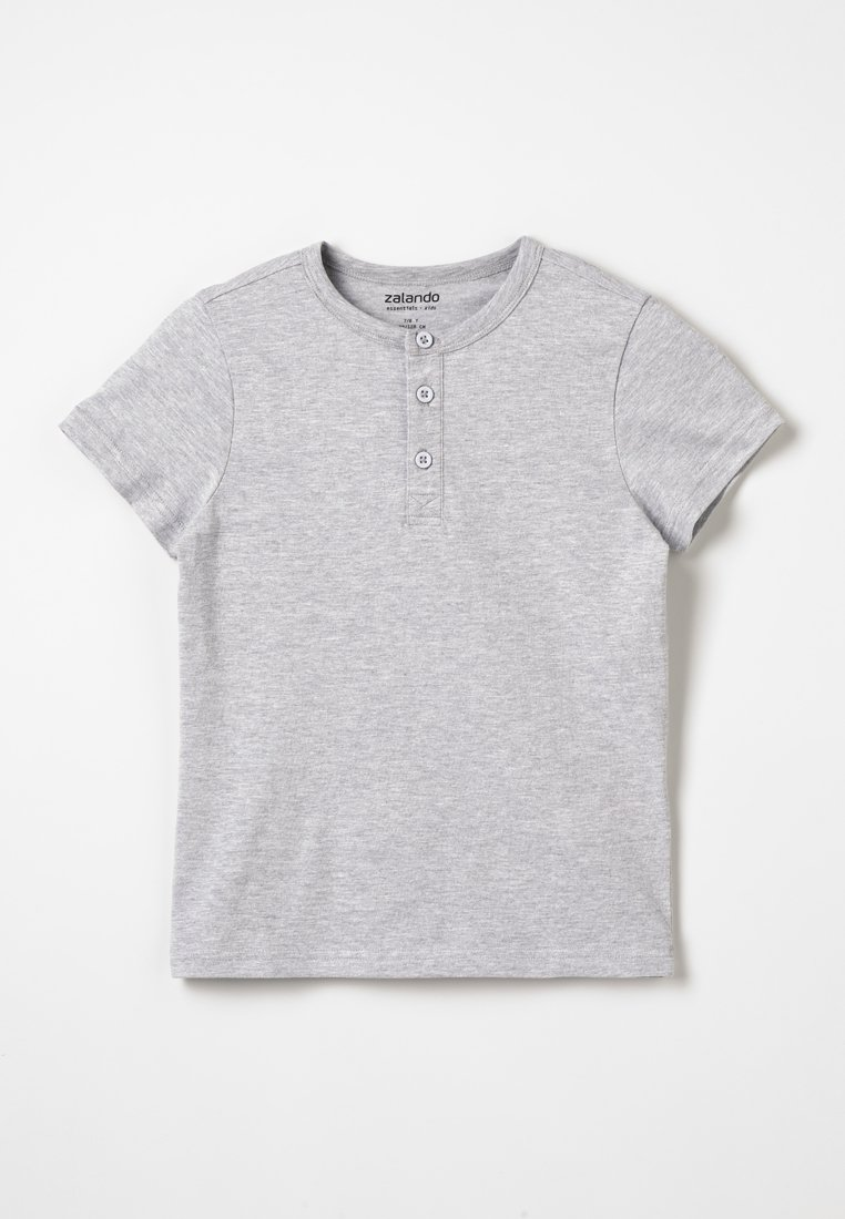 Zalando Essentials Kids - T-shirt basic - light grey melange