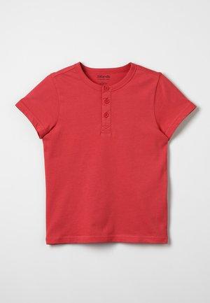 T-shirt basic - red/pink
