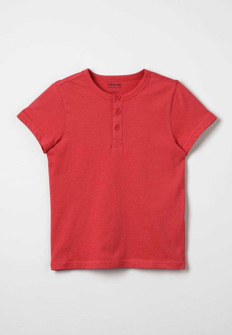 Zalando Essentials Kids - Camiseta básica - red/pink