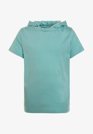 T-shirt print - aqua haze