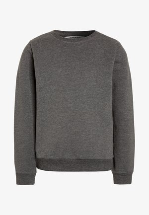 Sweatshirt - dark grey mélange