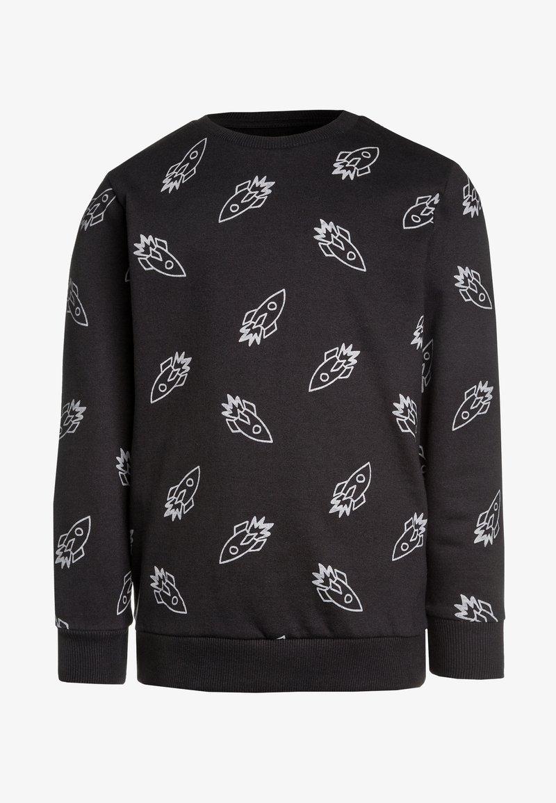 Zalando Essentials Kids - Sweatshirt - black/dark grey