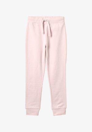 Teplákové kalhoty - nude