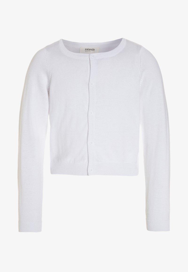 Zalando Essentials Kids - Cardigan - white