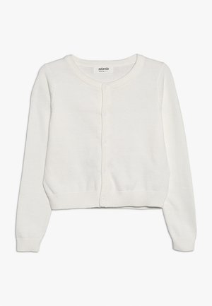 Cardigan - winter white